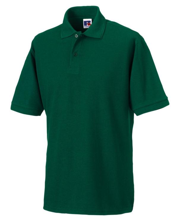 t-shirt bottle green