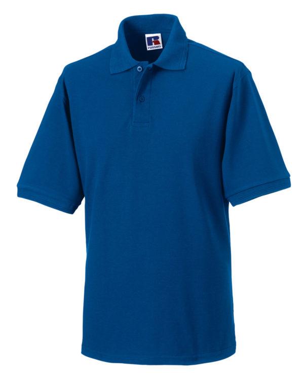 t-shirt bright royal blue