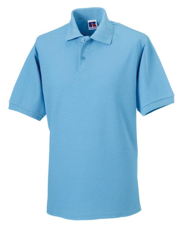 t-shirt sky blue