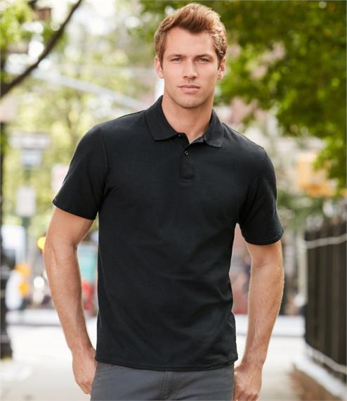 Custom Cotton Polo Shirt