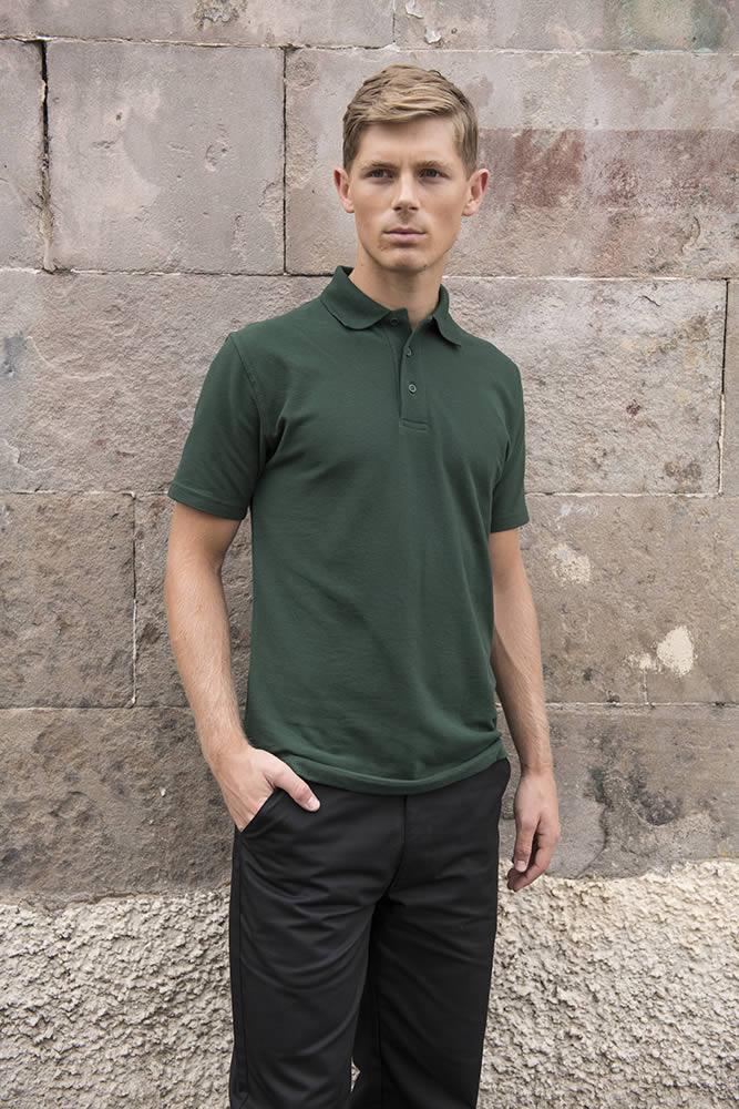 cheap Polo Shirt bottle green