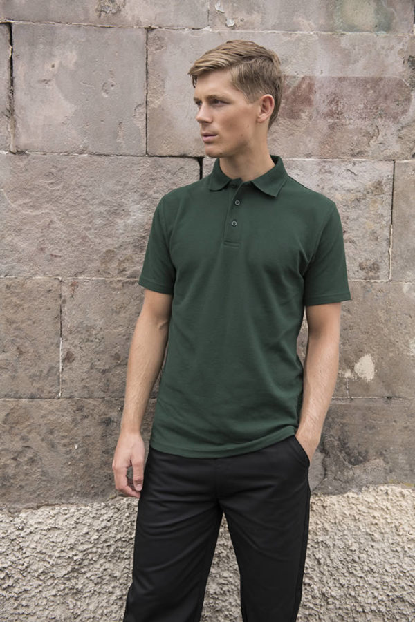cheap Polo Shirt bottlegreen 2