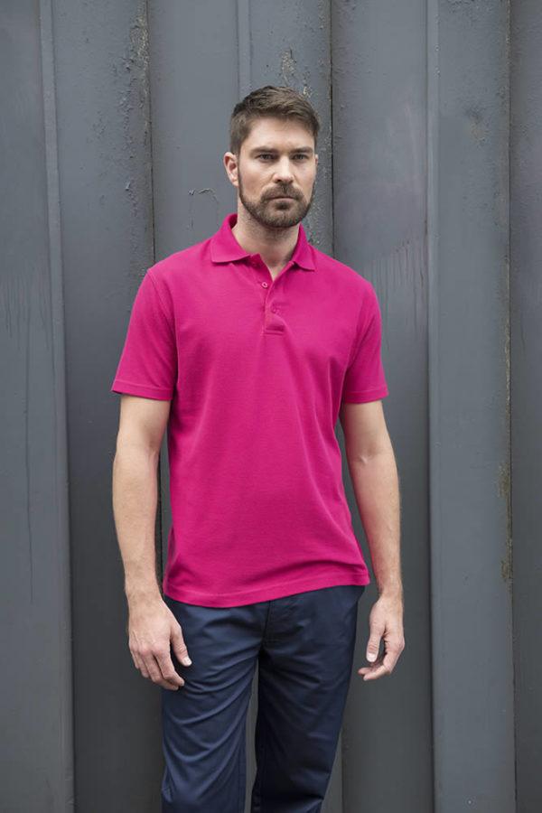 cheap Polo Shirt burgundy2