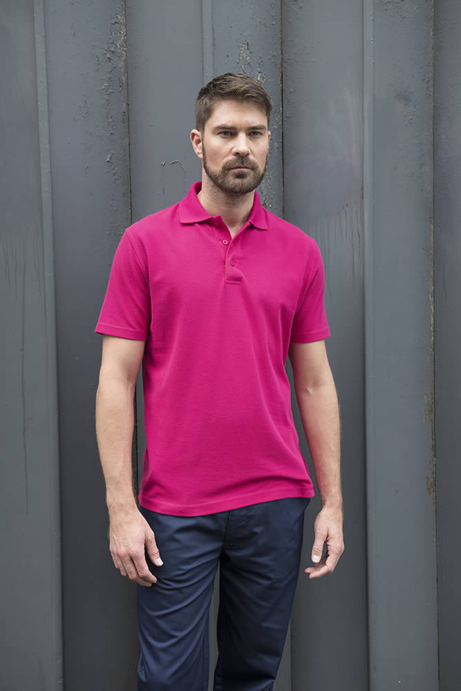 cheap Polo Shirt burgundy2