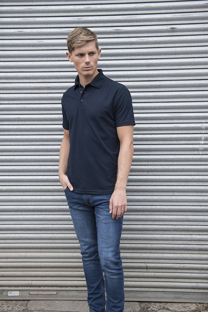 cheap Polo Shirt navy 2