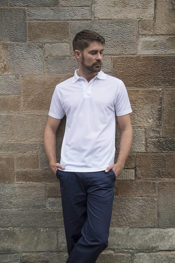 cheap Polo Shirt white