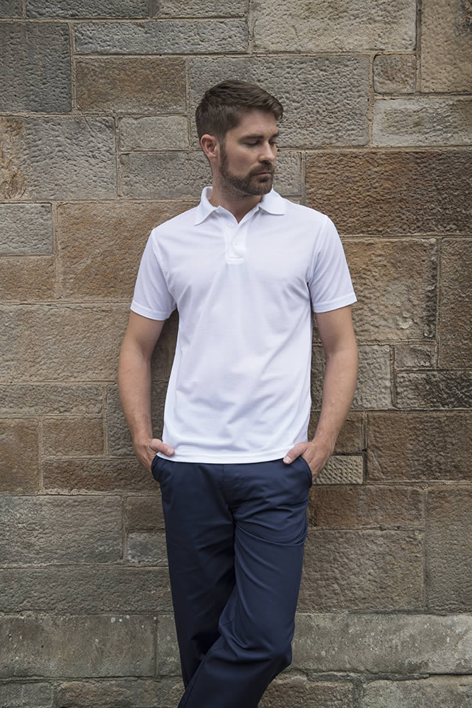 cheap Polo Shirt white