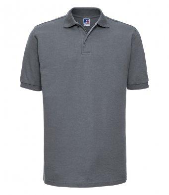 convoy grey work polo shirt