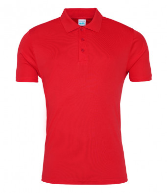 firered sports polo