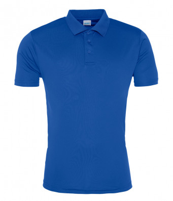 royalblue sports polo