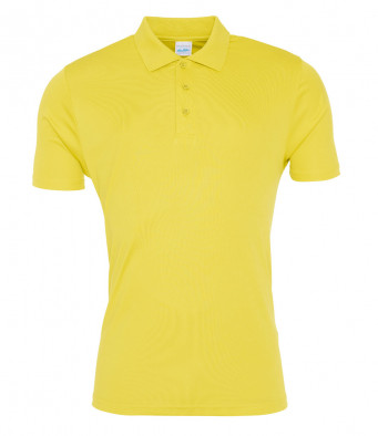 sunyellow sports polo