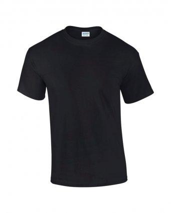 100 cotton black t shirt