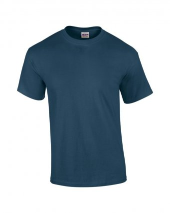 100 cotton blue dusk t shirt