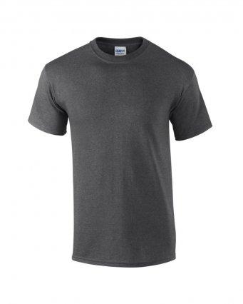 100 cotton dark heather t shirt