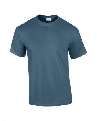 100 cotton indigo t shirt