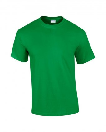 100 cotton irish green t shirt