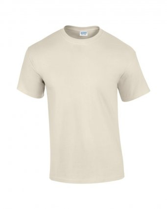 100 cotton natural t shirt