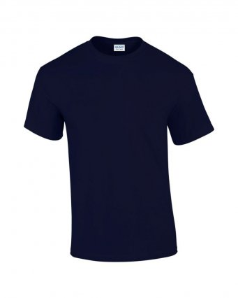 100 cotton navy t shirt