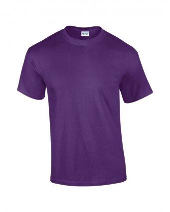100 cotton purple t shirt