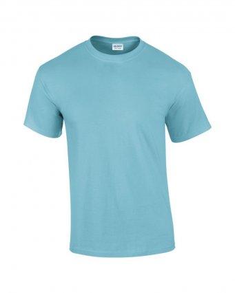 100 cotton sky blue t shirt