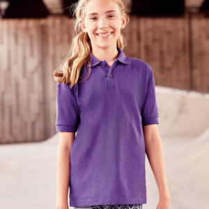 539b kids polo shirt