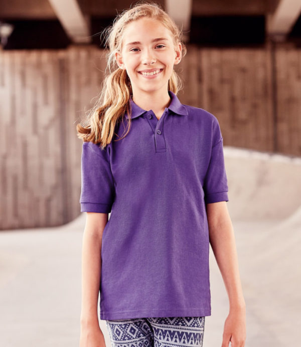 539b kids polo shirt