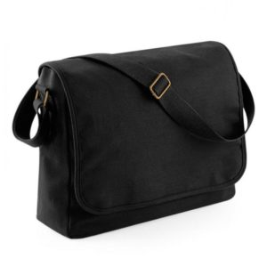 BG651 messenger bag black