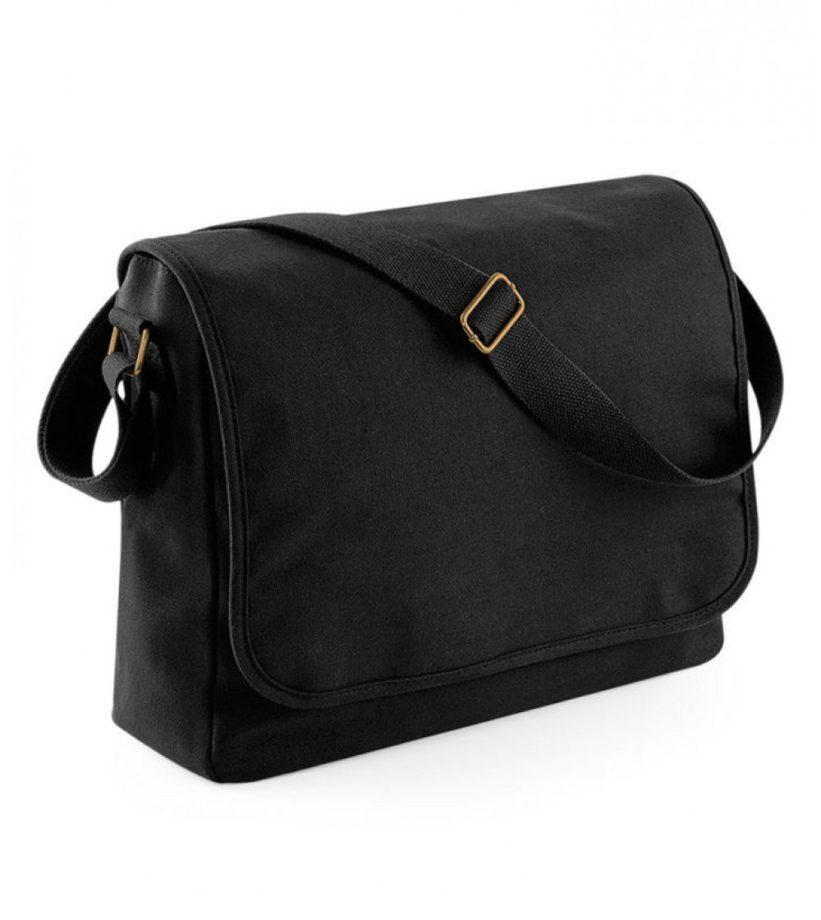 BG651 messenger bag black