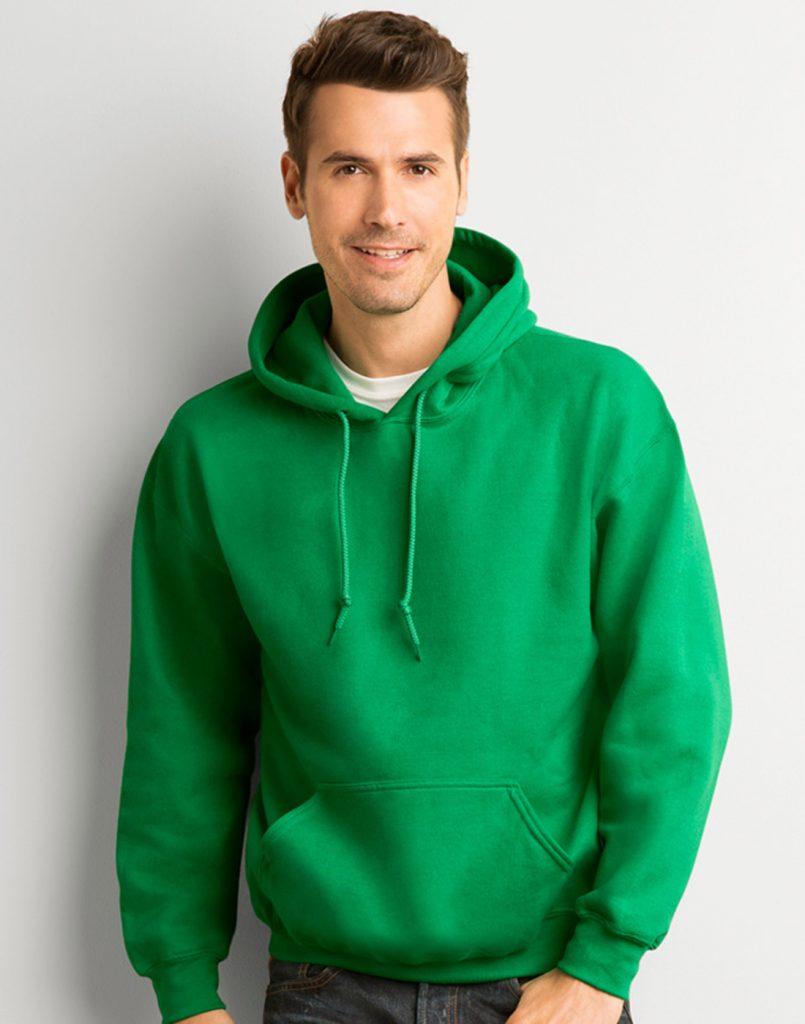 GD54 gildan premium hoodie