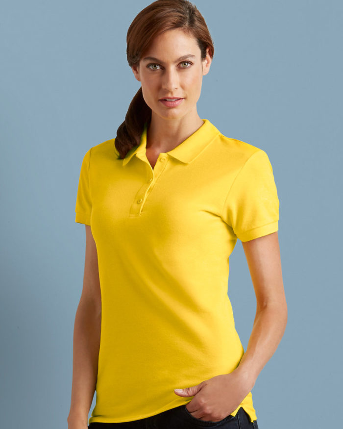 GD73 premium cotton polo