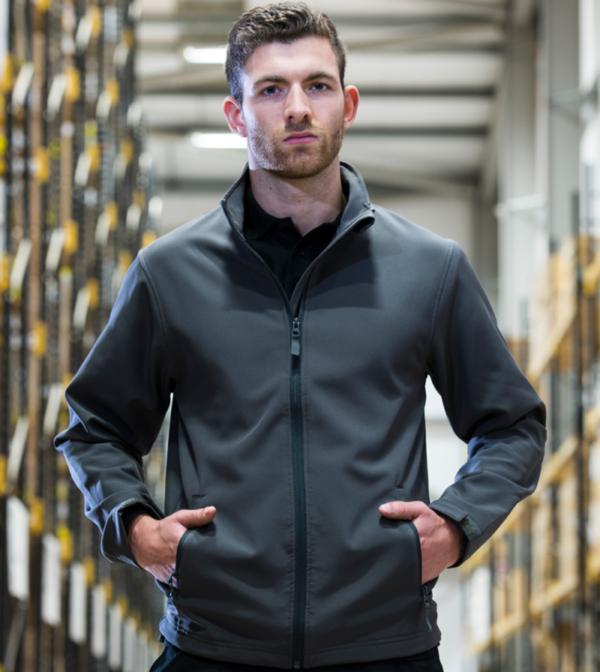 RX500 soft shell jacket