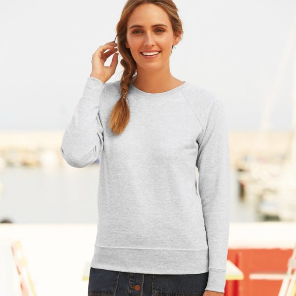 SS180 ladies sweatshirt