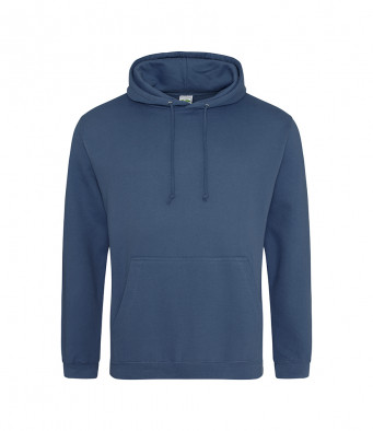 airforce blue overhead college hoodies