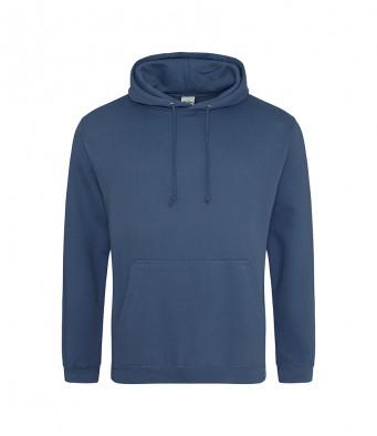 airforce blue overhead college hoodies