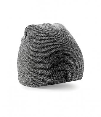 antique grey classic beanie