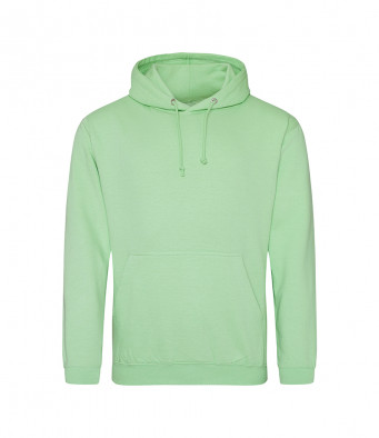 apple green overhead college hoodies