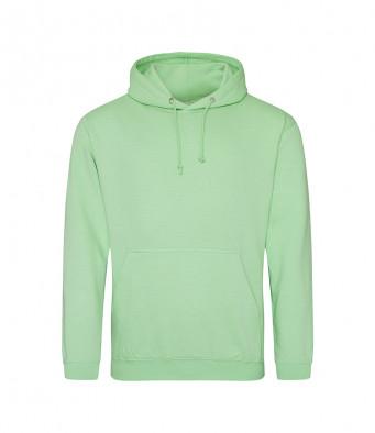 apple green overhead college hoodies