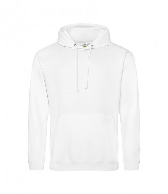 arctic white overhead college hoodies
