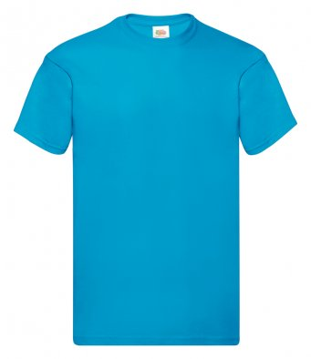 azure promotional t shirt