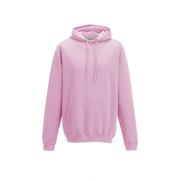 baby pink smoke overhead college hoodies