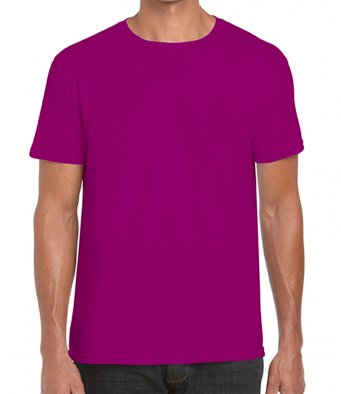 basic t shirt berry