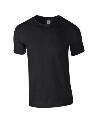 basic t shirt black