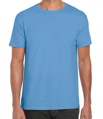basic t shirt carolina blue