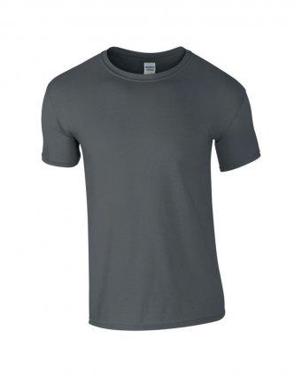 basic t shirt charcoal