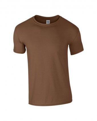 basic t shirt chestnut