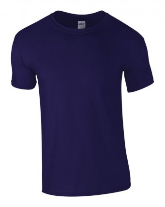 basic t shirt cobalt