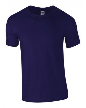 basic t shirt cobalt