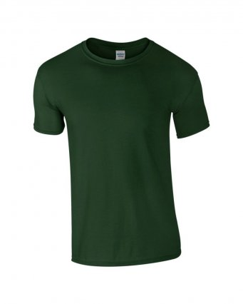 basic t shirt forest