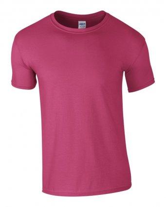 basic t shirt heliconia