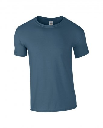 basic t shirt indigo